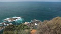 Moonlight Head - Great Ocean Road HD Stock Footage