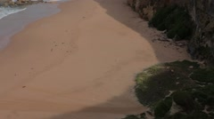 The 12 Apostles great ocean road. HD Stock Footage