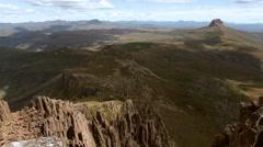 Cradle Mountain Tasmania Australia HD Stock Footage