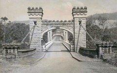Hampden Bridge - free stock photo