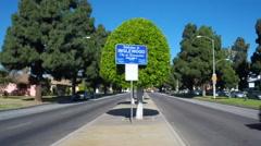 Inglewood, CA (3 of 3) - stock footage