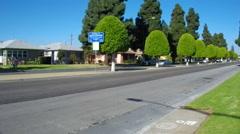 Inglewood, CA (2 of 3) - stock footage