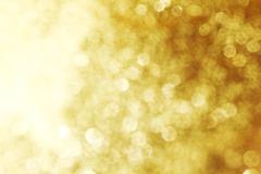 Christmas glittering background - stock photo