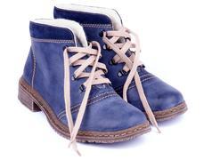 Blue Shoes Kuvituskuvat
