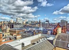 Glasgow - HDR Stock Photos
