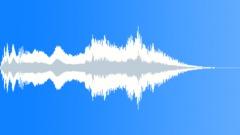 ufo landing sfx - 4 - sound effect