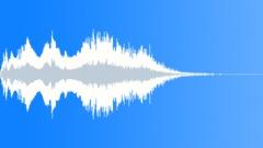 Ufo landing sfx - 3 Sound Effect