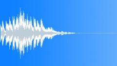 Blow bell arp bonus - sound effect