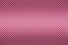 gradient pink color perforated metal sheet - stock photo