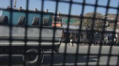 Urban scenery of Herat, Afghanistan. Stock Footage