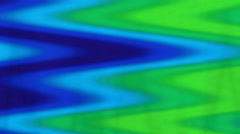 Colors fading rainbow patterns - stock footage