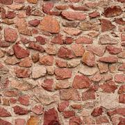 Seamless masonry wall Stock Photos