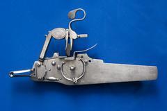 Old flintlock pistol Kuvituskuvat