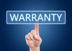 Warranty Stock Illustration