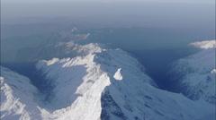 Peaks Snow Polar Himalaya Mountains Stock Footage