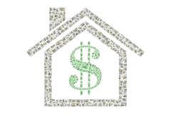 Home expenses Stock Photos