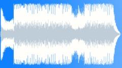 Stock Music of Metallic News Break 127bpm A