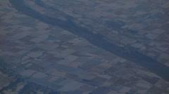 ZB '14 RX100 - Snowy City Aerial 8 Stock Footage