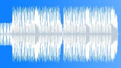 Urban Disc Jockey 100bpm D - stock music