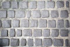 stone pavers - stock photo