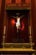 Stock Photo of spanish crucifix