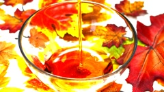 Maple syrup Stock Footage