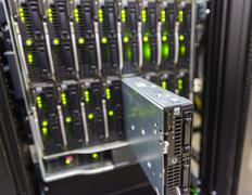 Server chassis Stock Photos