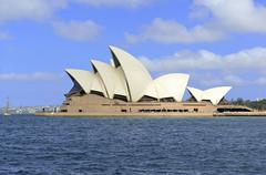 Sydney Opera House, Sydney Australia - stock photo