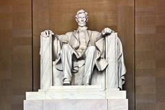 Stock Photo of lincoln memorial in washington