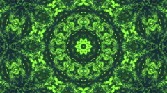 Spacy VJ pattern Stock Footage