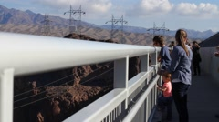Hoover Dam - stock footage
