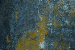 Dark texture of old plaster Stock Photos