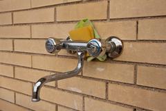 tap - stock photo