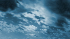 Rainy days  weather report ,wallpaper  background Stock Footage