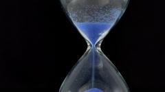 Hourglass. 4K UHD 2160p footage. Stock Footage