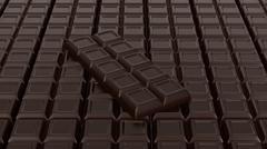 Stock Illustration of chocolate bars