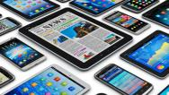 Stock Video Footage of Mobile devices