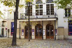 Théâtre de l'atelier, Paris Stock Photos