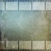 Vintage film strip frame Stock Illustration