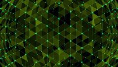 Stock Video Footage of Plexus Space VJ PALNOISE 02