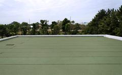 membrane waterproofing - stock photo