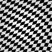 Checkerboard background Stock Illustration