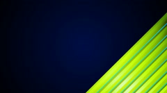 Yellow slant stripes Stock Footage