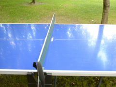 Table tennis. Related clips are in my portfolio in 1920x1080. Stock Footage