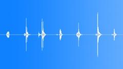 Rusty iron knob turn 02 Sound Effect