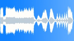 flame thower long random bursts 02 - sound effect
