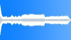 Flame thower burn foliage 01 Sound Effect