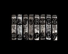 Majority concept Stock Photos