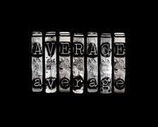 Average concept Stock Photos