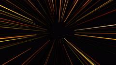 Random rotation of laser beams. Seamless loop.. 4K UHD 3840 x 2160 Stock Footage